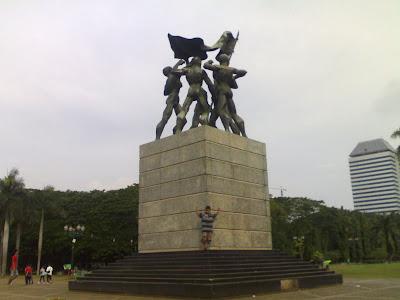Monumen Ikada 19 September 1945