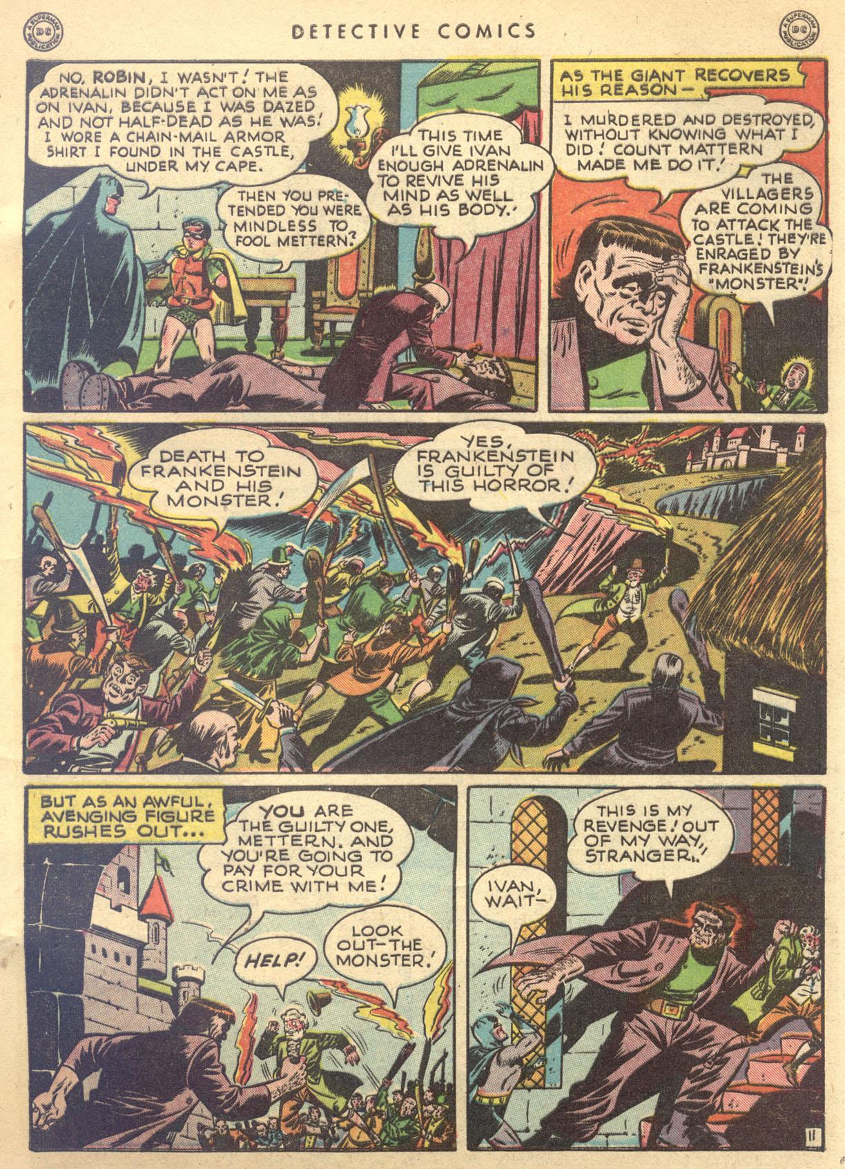 Detective Comics (1937) 135 Page 12