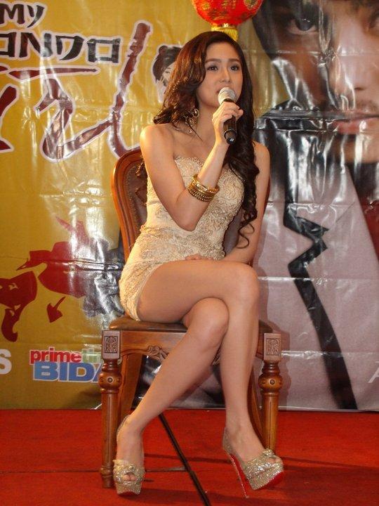 kim chiu sexy legs pics 01