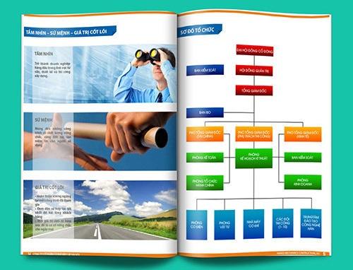 Nội dung của hồ sơ năng lực công ty gồm những gì?