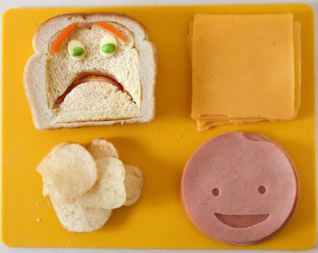 Bologne Sandwiches