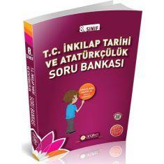 Anafen 8.Sınıf T.C. İnkılap Tarihi ve Atatürkçülük Soru Bankası