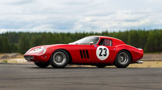 Ferrari 250 GTO Is Expected To Make a record-breaking $45m