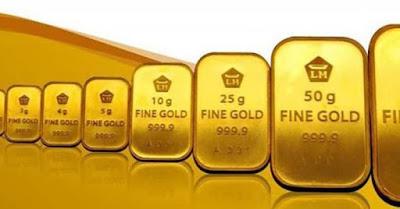 menabung emas batangan