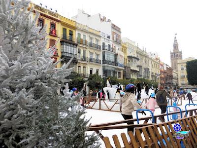 Sevilla - Plaza de San Francisco - Navidad 2017 09
