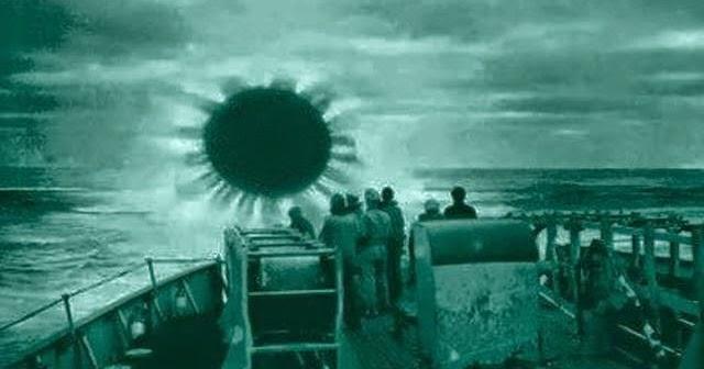 Time Travel - The Philadelphia Experiment – Military Time