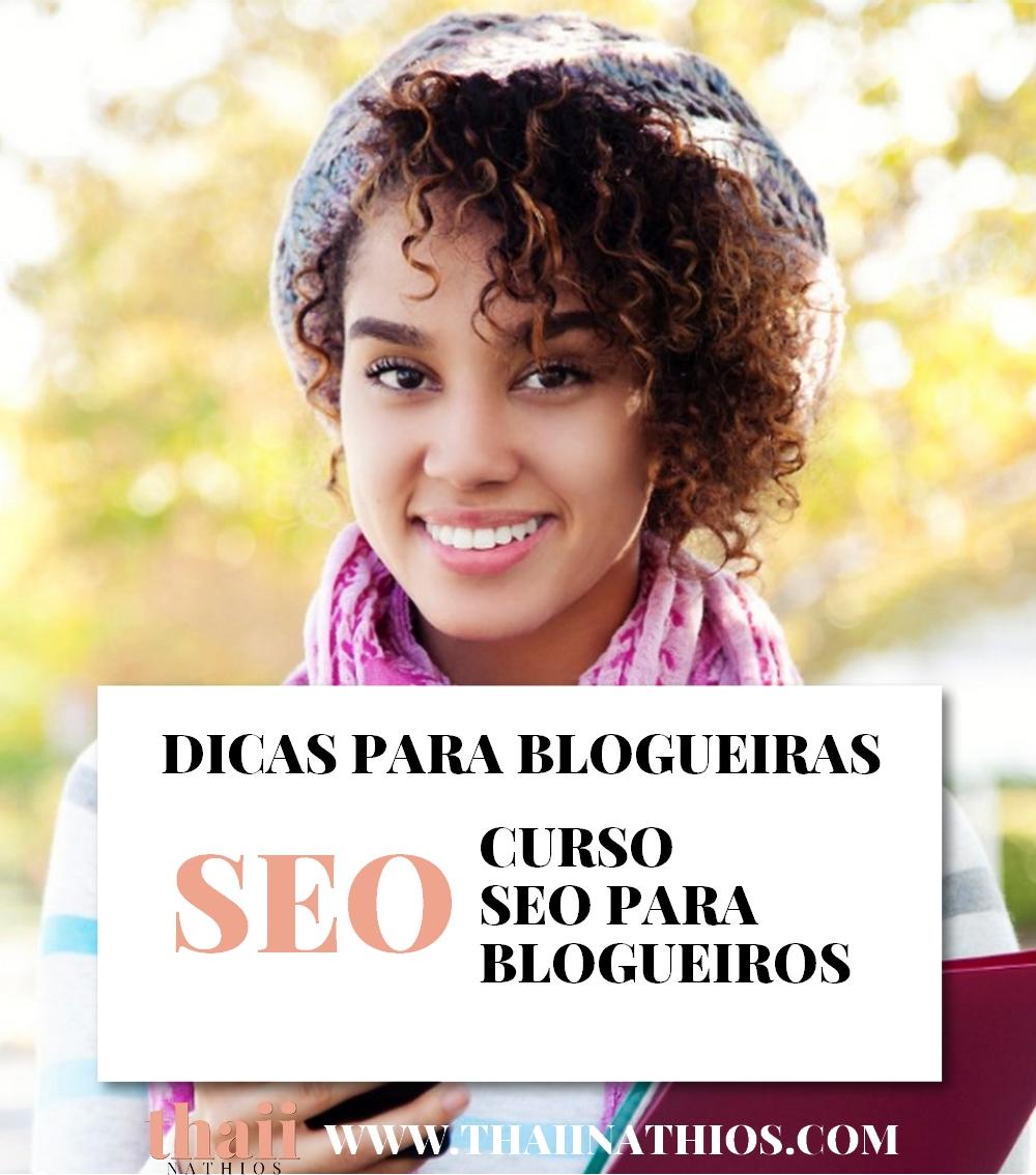 Curso SEO para Blogueiros
