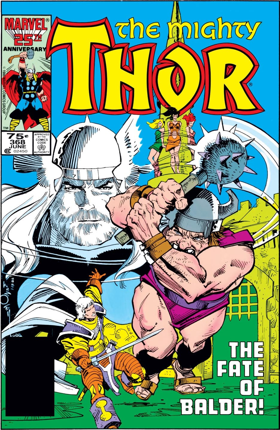 Thor (1966) 368 Page 1