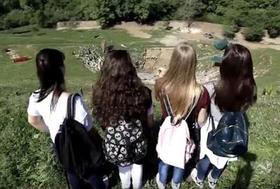 Ντοκιμαντέρ μαθητριών του Αρσακείου Γυμνασίου για τον Αρχαιολογικό χώρο των Γιτάνων (ΒΙΝΤΕΟ)