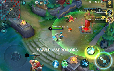 Download Game Mobile Legends Bang Bang Mod APK Android