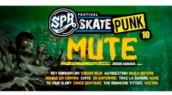 skate y punk se unen en un festival