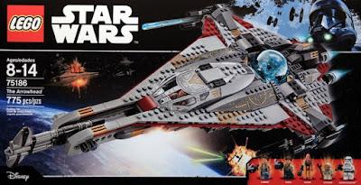 LEGO-Star-Wars-The-Arrowhead-Set-75186