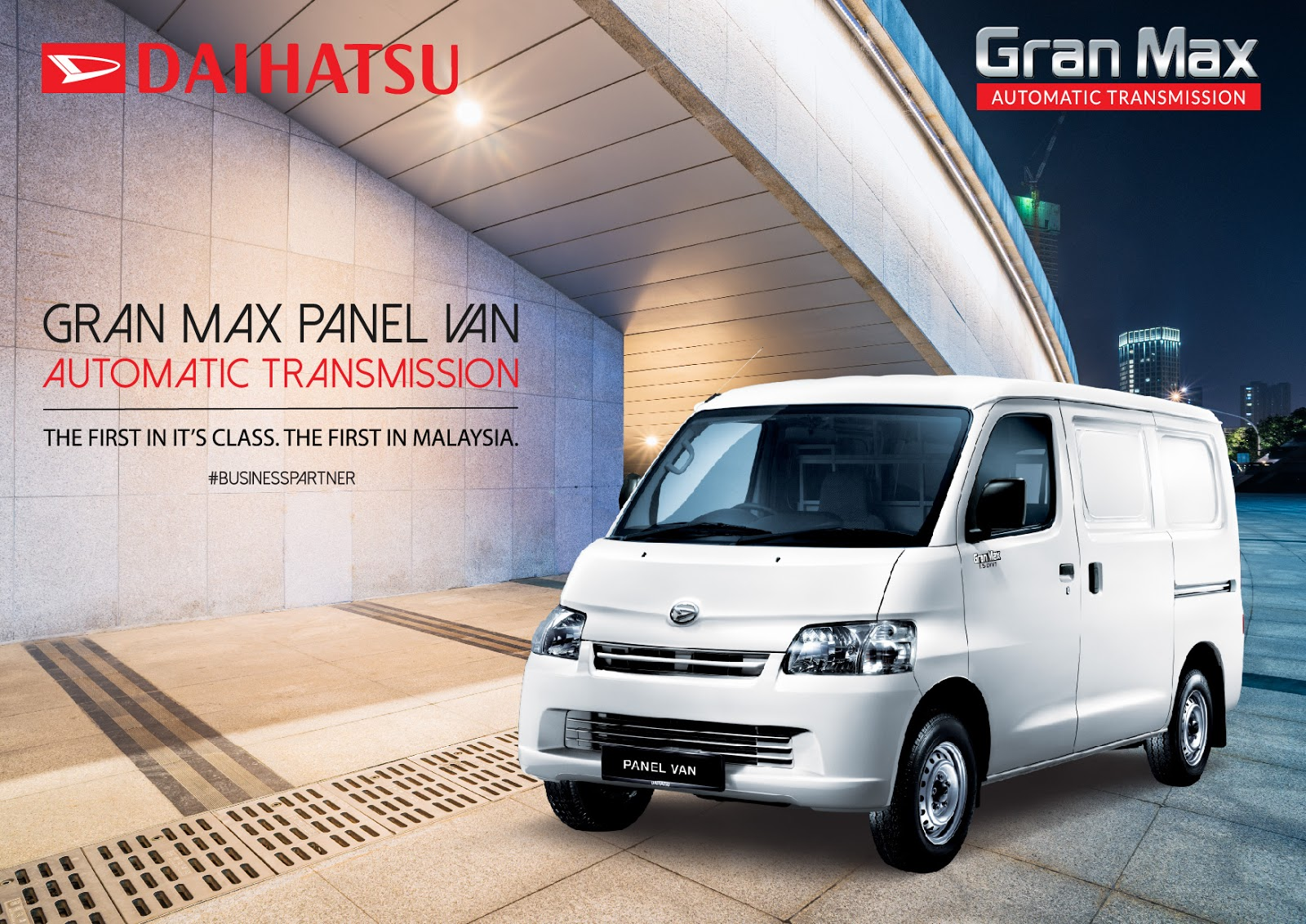 motoring malaysia daihatsu gran max panel van with automatic rh motoring malaysia blogspot com Harga Baru Daihatsu Grand Max Daihatsu Hijet 4x4