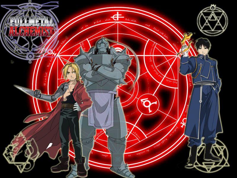 ANIME ASPIE: Fullmetal Alchemist: Brotherhood