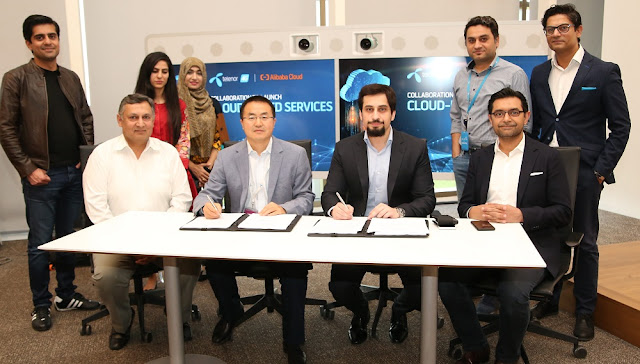 Telenor and Alibaba Partner to Offer Cloud-Based Services and Speed up Digital Transformation