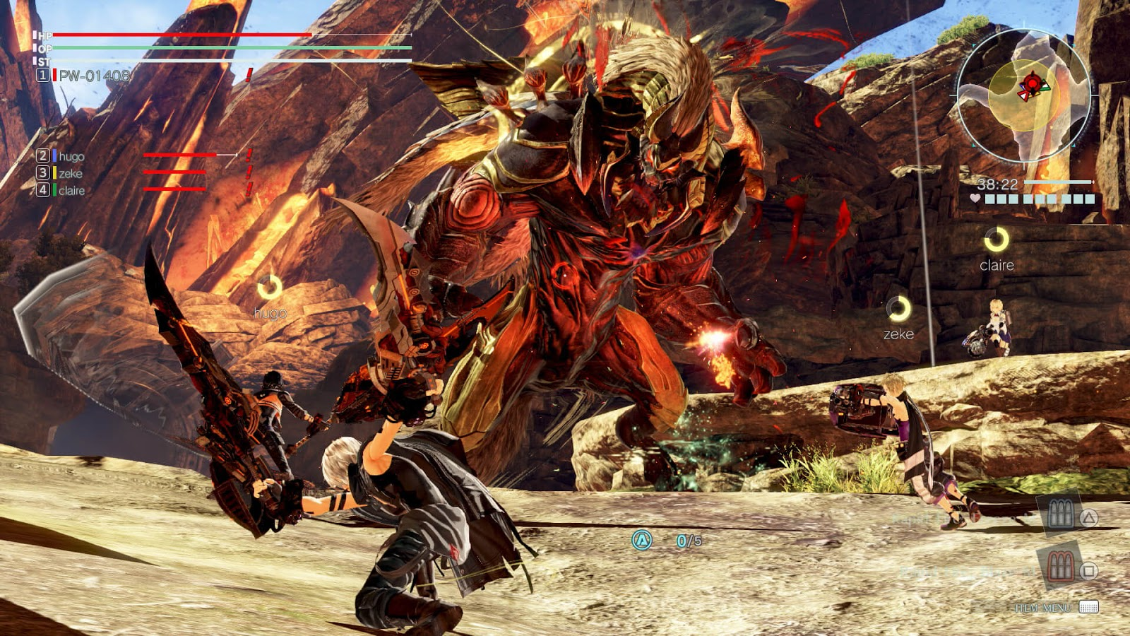 God Eater 3 Full Español
