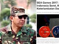 Suryo Prabowo: Penutupan Sea Games Bener Bikin Perut Mules