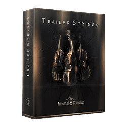 Musical Sampling - Trailer Strings KONTAKT Library