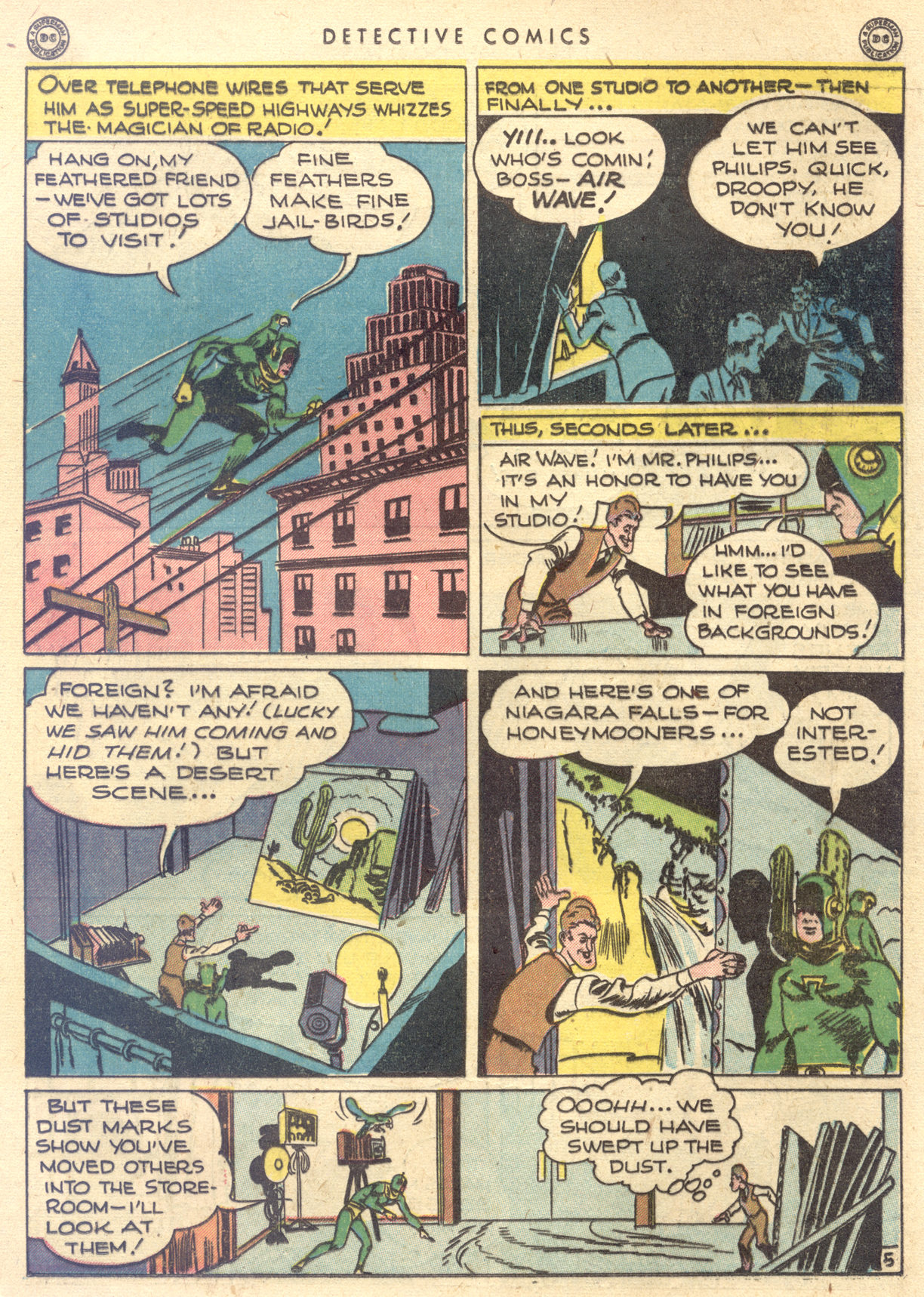 Read online Detective Comics (1937) comic -  Issue #122 - 31