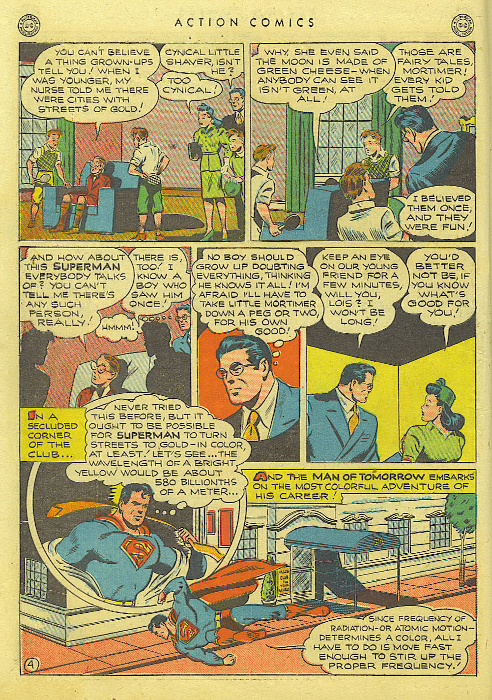 Read online Action Comics (1938) comic -  Issue #89 - 6