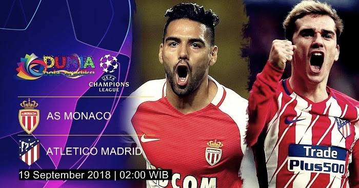 Link trực tiếp Monaco vs Atletico Madrid, 2h00 ngày 19/9 (Champions League)