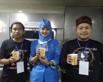 Ngopi Bareng KAI 2 Komunitas Kopi Nusantara