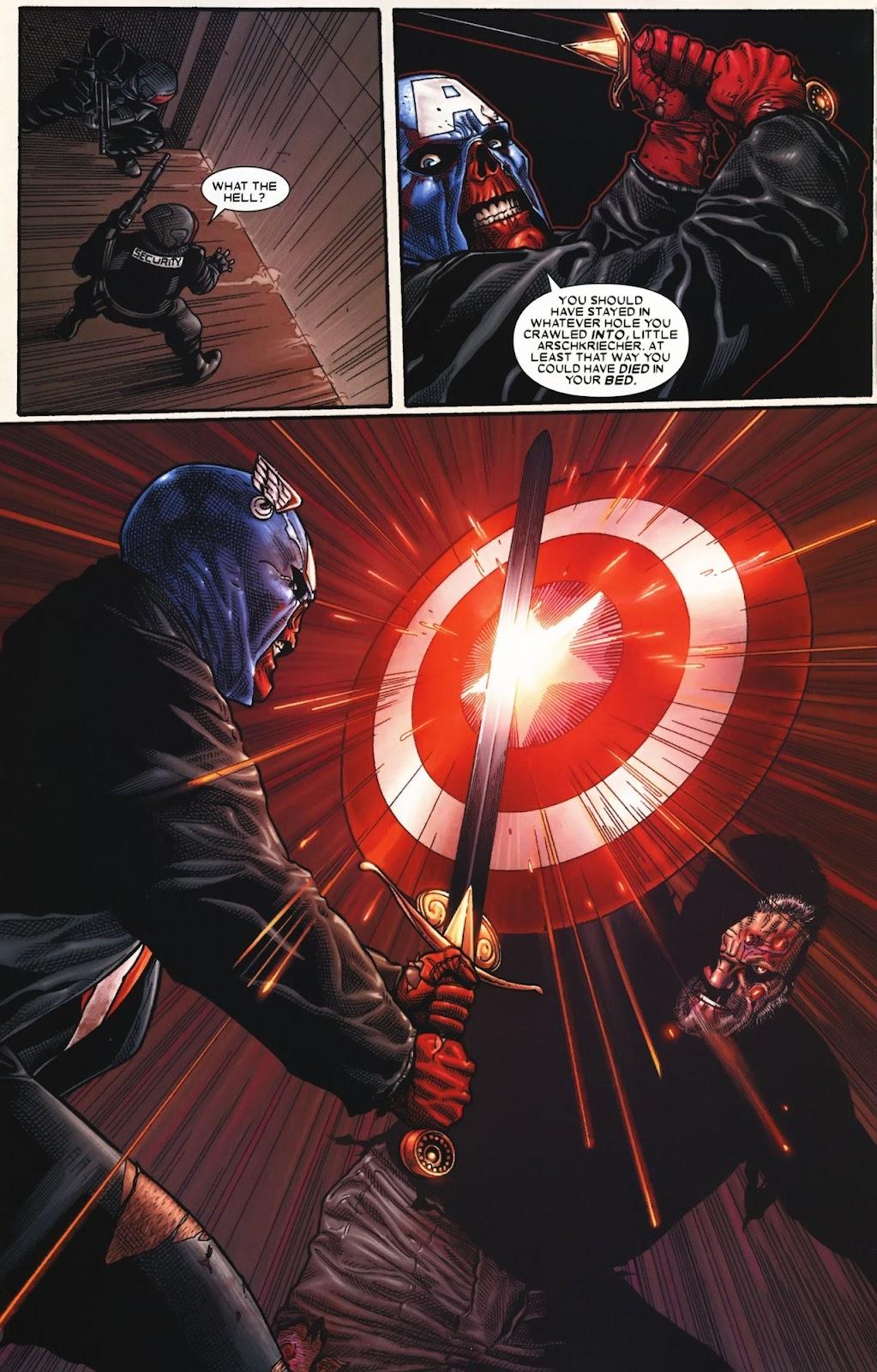 Read online Wolverine (2003) comic -  Issue #72 - 13
