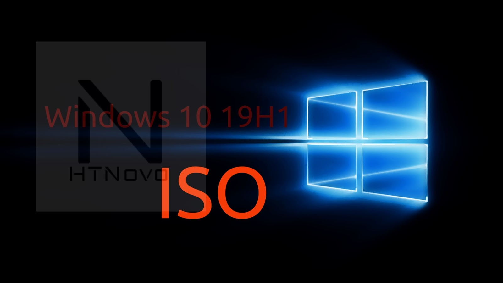 ISO-Windows-10-1903