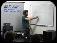 Corso sound engineer