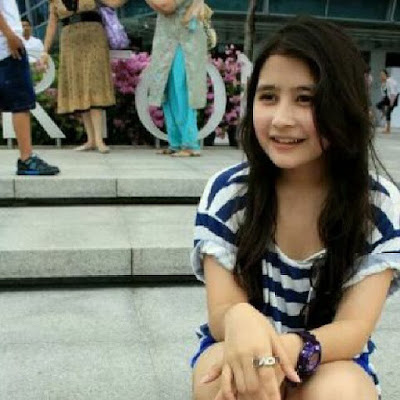 Profil Prilly yang Imut