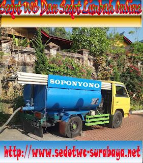 Jasa Sedot WC Asemrowo Surabaya Call 082264442511