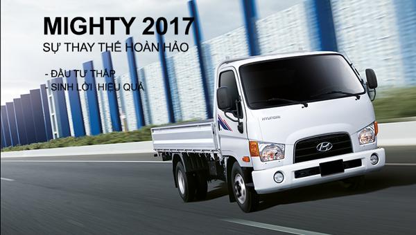 Xe tải New Mighty 2017 Hyundai Thành Công