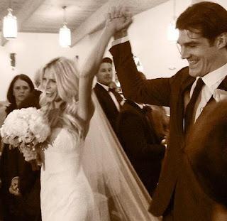 Lauren Weds Brian