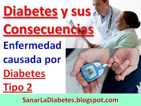 Diabetes y sus Consecuencias: Diabéticos con Enfermedad de