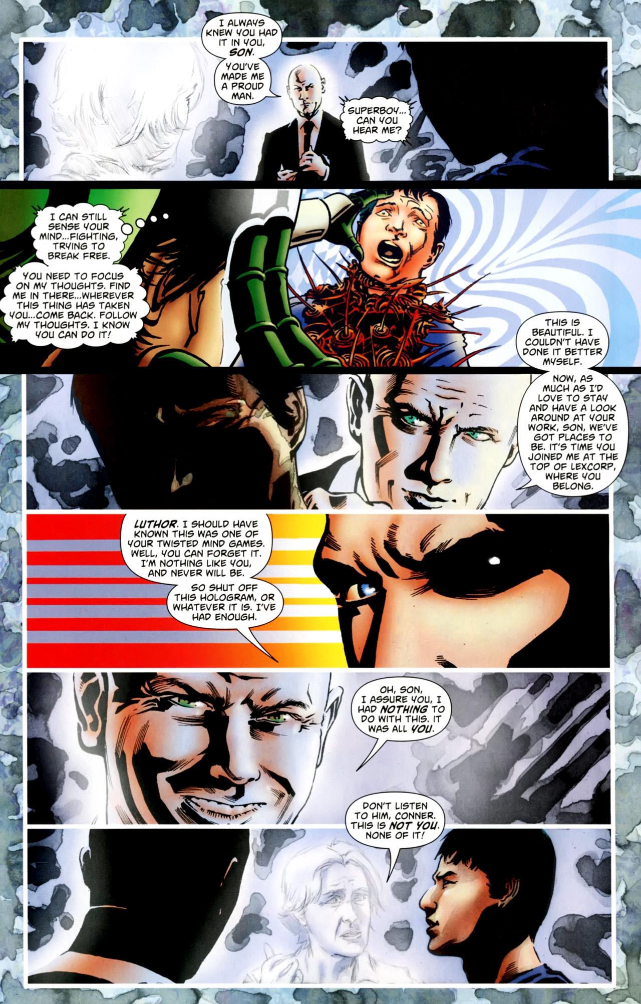 Superboy [I] Issue #7 #7 - English 25