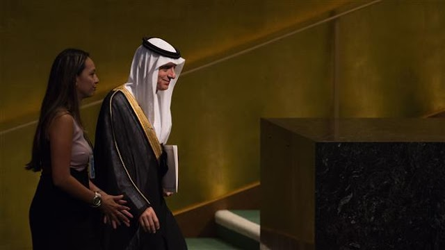 US, EU anti-Russia sanctions to be lifted soon : Saudi Arabian Foreign Minister Adel al-Jubeir