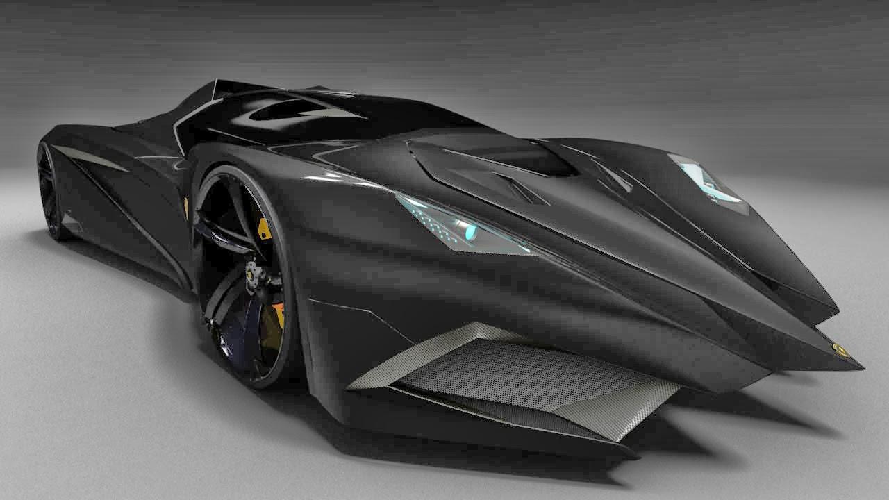 Lamborghini Ferruccio Concept Top Speed