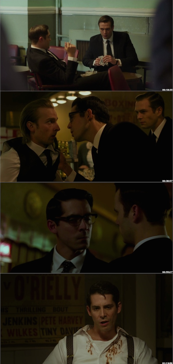 The Rise of the Krays 2015 BluRay 720p 800MB