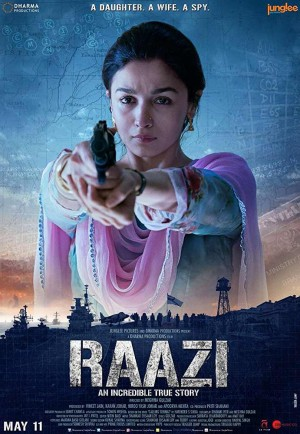 Watch Raazi Online Free 2018 Putlocker