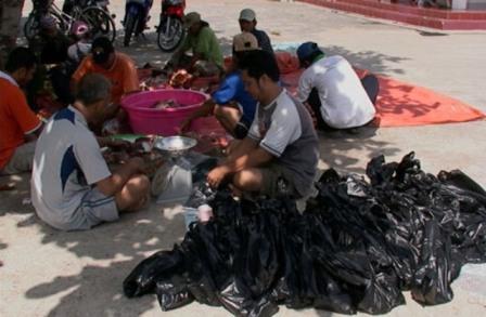 BPOM: Bahaya Tas Plastik Hitam untuk Daging Kurban