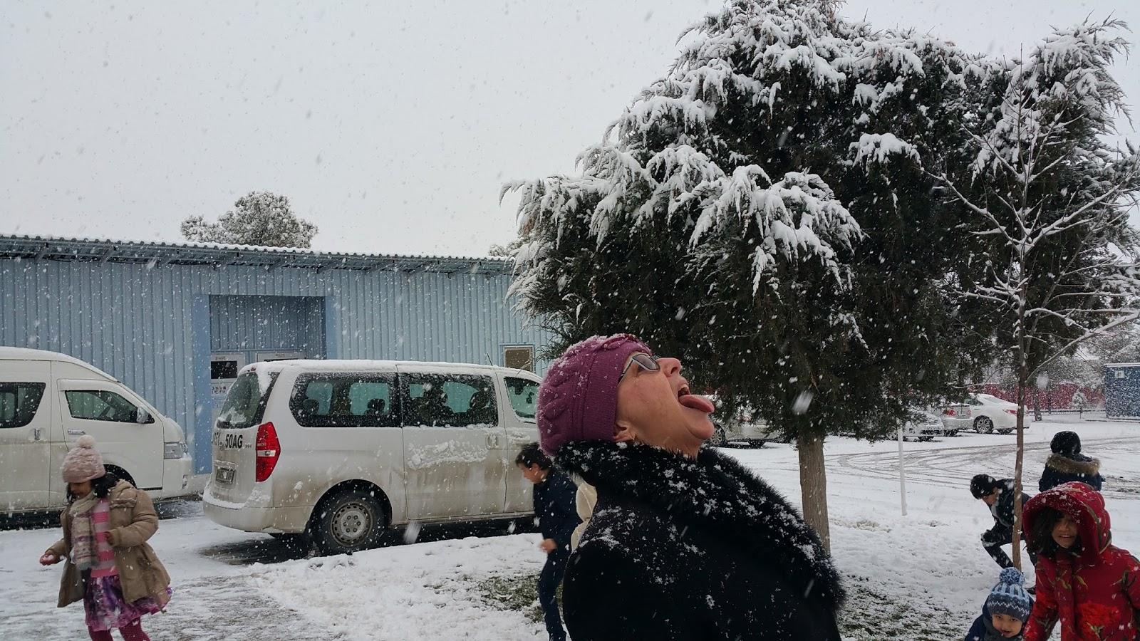 Turkmenistan 2017: 170304 Winter in Ashgabat