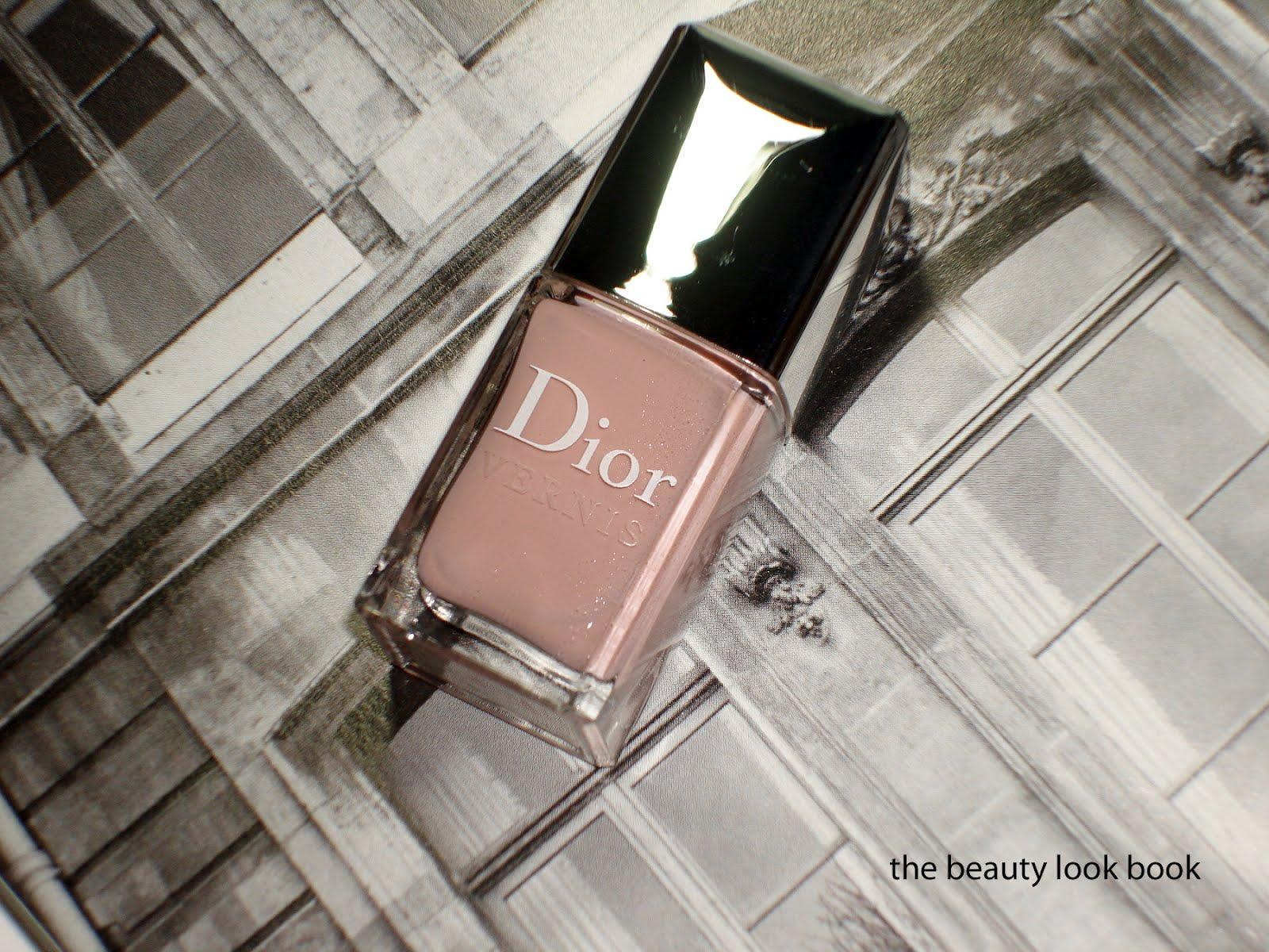 Dior Incognito 257 Nail Polish The Beauty Look Book