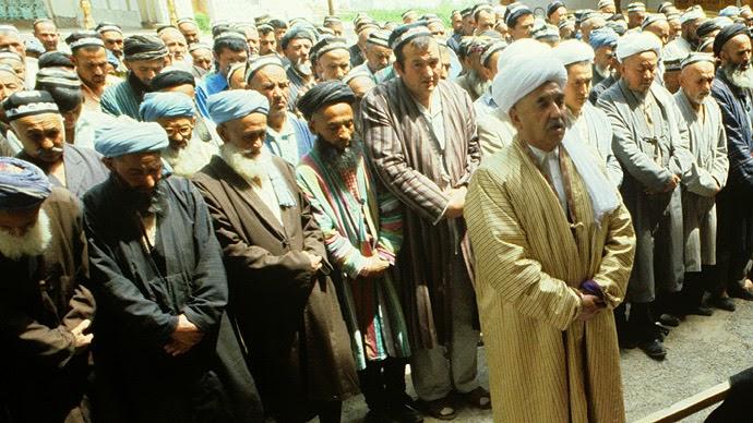 Bangkitnya Islam di Tajikistan