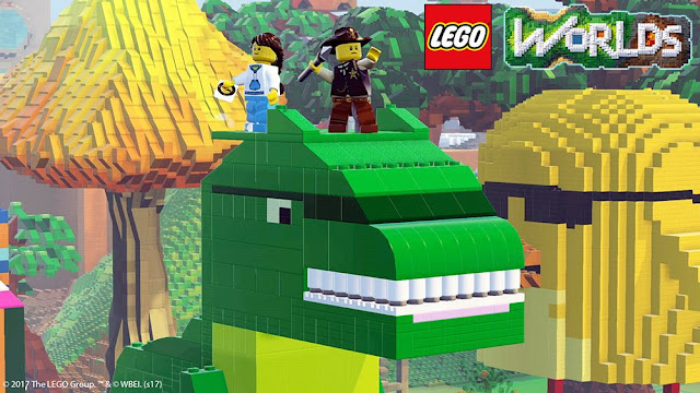 Lego Worlds review – mining a new craft