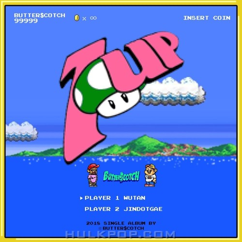BUTTER$COTCH – 1UP (Feat. 우탄, 진돗개) – Single