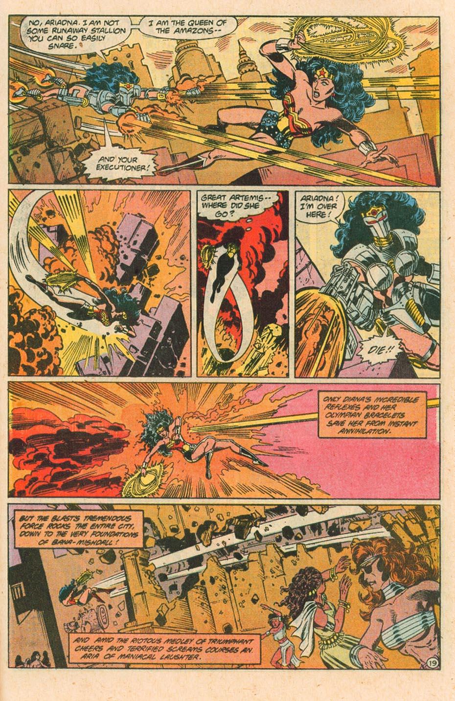 Read online Wonder Woman (1987) comic -  Issue #34 - 20
