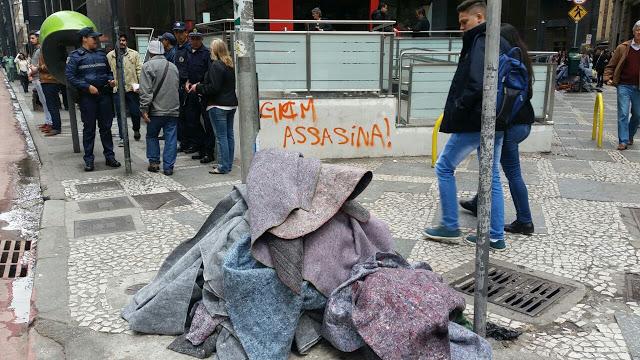 'GMC/GCM assasina' - O fenômeno do analfabetismo funcional aliado ao assistencialismo oportunista