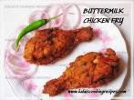 ButtermilkFried Chicken