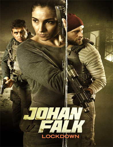 Ver Johan Falk: Lockdown (2015) Online