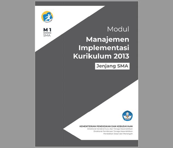 Modul Manajemen Implementasi Kurikulum 2013 SMA